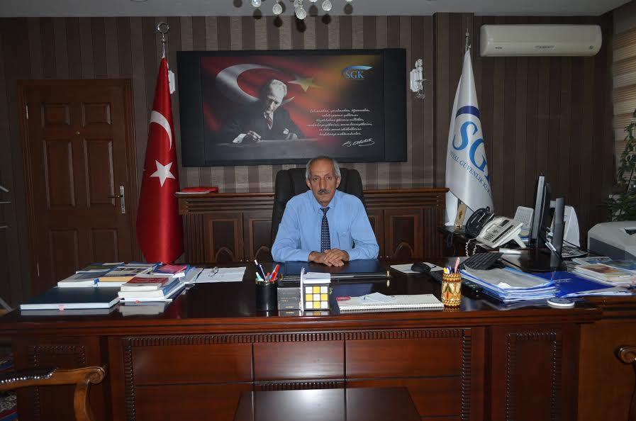 """Aksaray SGK İl Müdür Vekili Yıldız """"Yapılandırma Uzatıldı"""""""