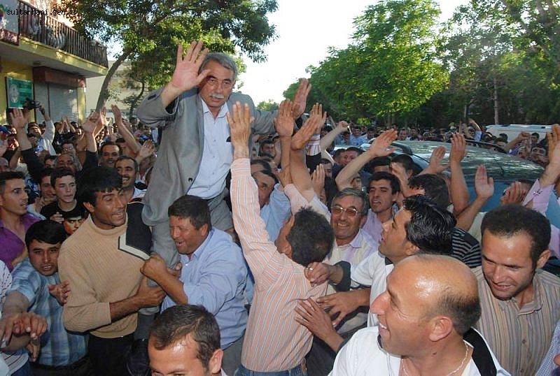 Sultanhanı Eski Belediye Başkanı İsmet Sarı Salı Günü Defnediliyor