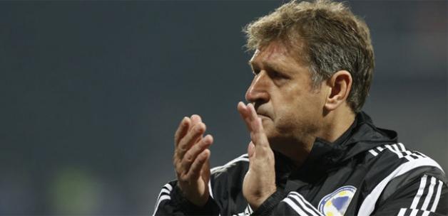 Bosna Hersek'te Teknik Direktör krizi