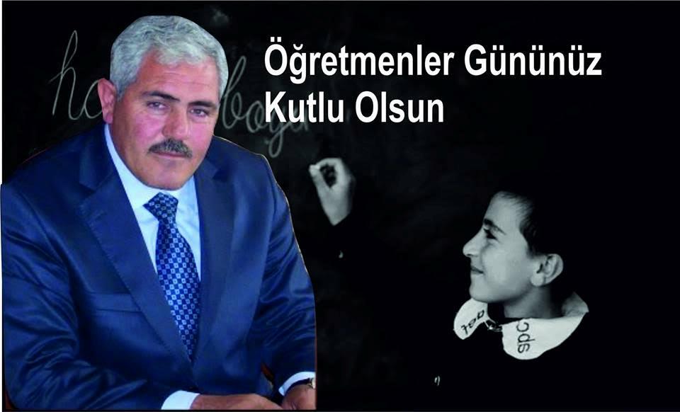 """Başkan Alçay'ın, """"24 Kasım Öğretmeler Günü Mesajı!"""""""