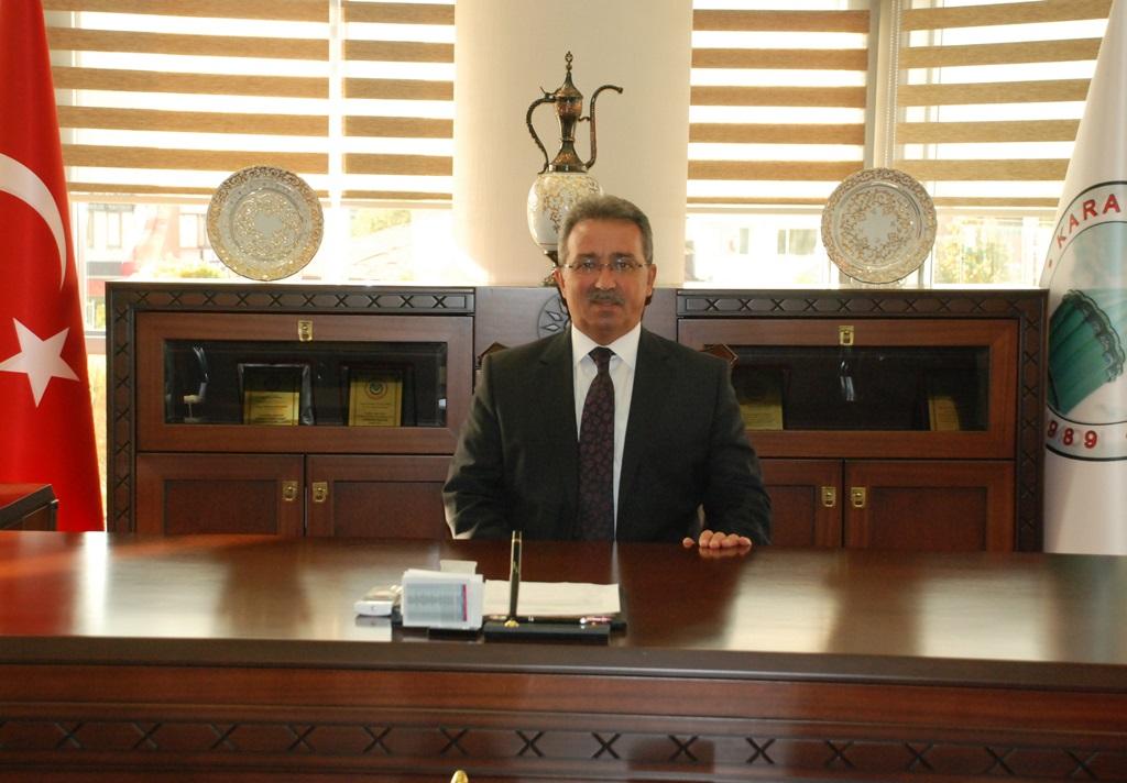 """Başkan Hançerli 'den, """"24 Kasım Öğretmenler Günü Mesajı"""""""