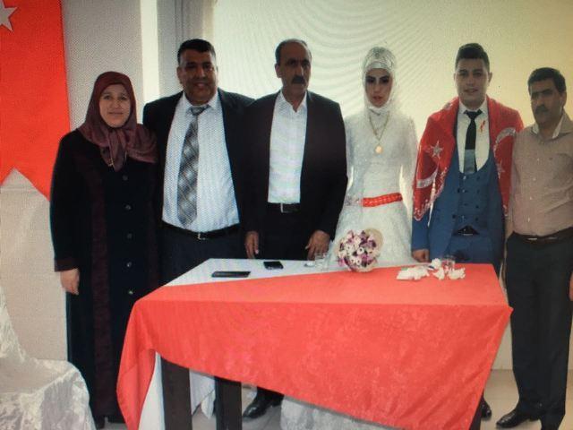 Saffet ve Kader Selçuklu Düğün Organizasyonun 'da Mutluluğa 'Evet' dediler!