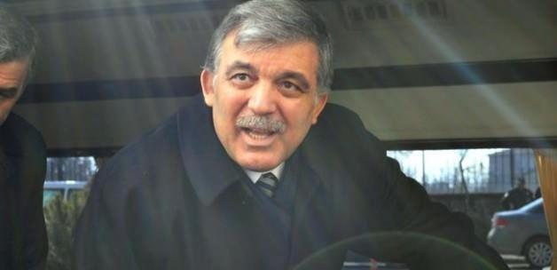 Abdullah Gül: Maalesef olmadı