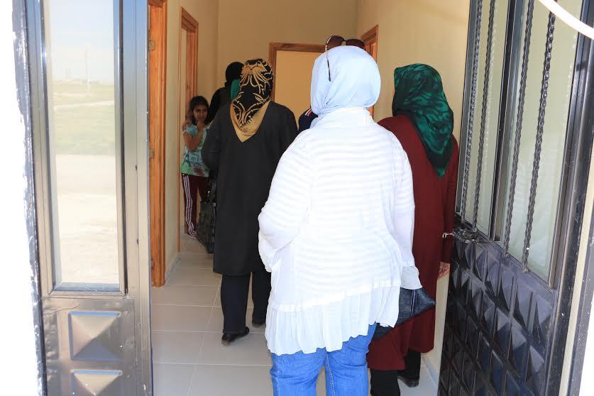 Karatay Belediyesi,  Evi Yanan Aileye Eşya Yardımı Yapıldı