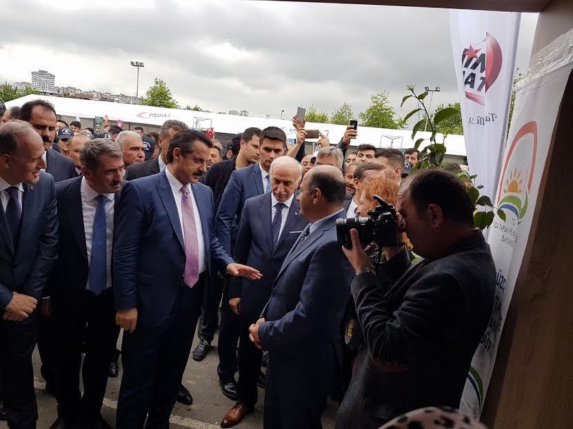 """""""2. Yerel Tohum Buluşması"""" Etkinliği Samsun'da Düzenlendi"""