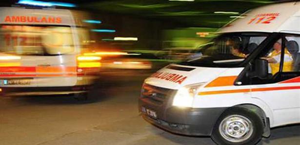 Bursa'da minibüs devrildi: 1 ölü, 16 yaralı