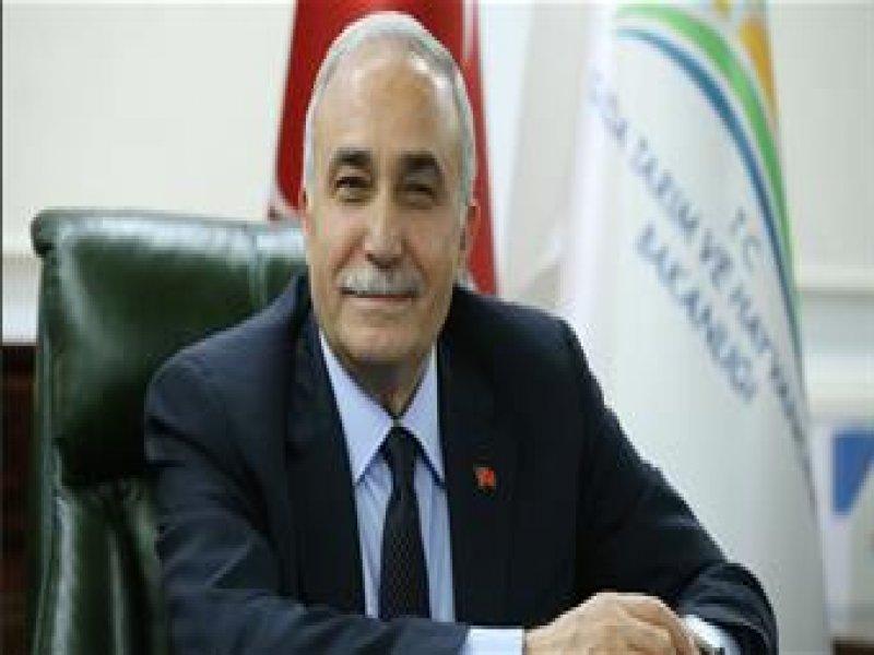 Bakan Fakıbaba'dan, Ziraat Bankası ve Tarım Kredi Kooperatiflerine olan borçlarının ertelenmesiyle ilgili açıklama