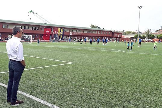 Fenerbahçe Spor Okulları Türkiye Futbol Şampiyonası Tamamlandı