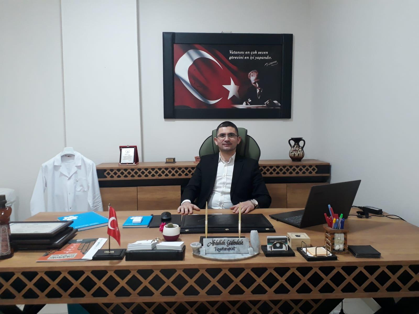 Ünlü Fizyoterapist Abdullah Güdendede'den Soğuk Hava Uyarısı