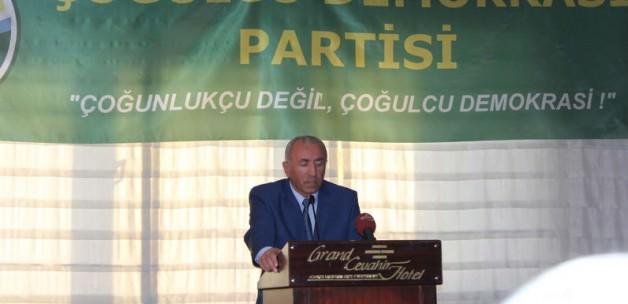 Çerkes partisi: Türkiye'yi bölmek için kurulmadık