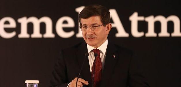 Davutoğlu Trabzon'da konuşuyor