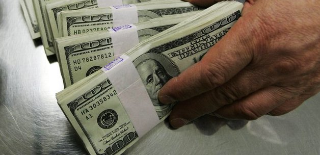 Dolar Yine zirvede