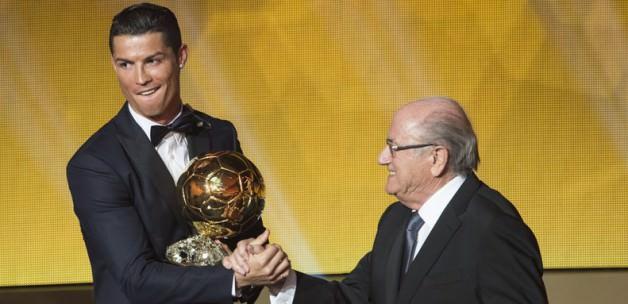 Dünyanın en iyisi yine Ronaldo!