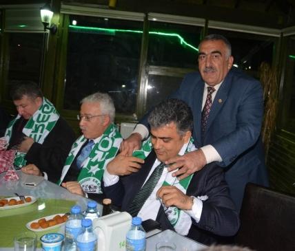 Ereğlispor'a Destek Yemeği!