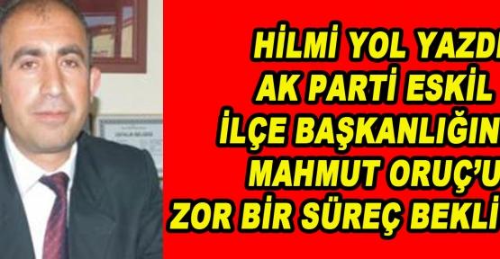 Eskil Ak Partide Seçim hareketliliği devam ediyor