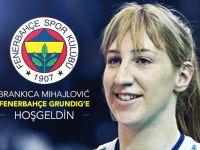 Fenerbahçe'de Bayan Voleybol'a bomba transfer!