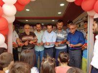 Bilge Eczanesi dualarla hizmete açıldı