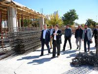 Yozgat Belediye Başkanı Kazım Arslan Başkan Yazgı'ya Ziyaret!