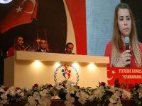 Aksaray'da 'Tecrübe Konuşuyor İçimizdeki Kahramanlar' Programı düzenlendi