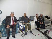 Yeşim Pekmez'den Şehit Ailelerine ziyaret!