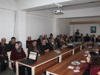 Düzce'de Tarım Sigortaları Bilgilendirme Toplantısı Düzenlendi