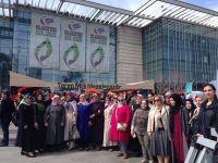 Düzce'li Kadın Çiftçiler Ankara'da Milli Tarım Ruhuyla Buluştu