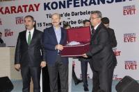 Bakan Soylu'dan Karatay Belediyesi'ne Teşekkür