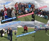 Köyler Arası Turnuva 'da Şampiyon penaltılar ile Böğet!