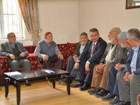Başkan Hançerli 'den Emekliler Konağı'na Ziyaret!