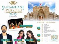 İpek Yolu Halı Kültür Ve Turizm Festivali Düzenleniyor