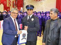 Aksaray POMEM'de mezuniyet töreni