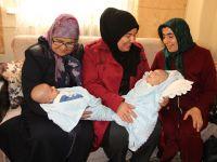 Karatay Kent Konseyi Kadın Meclisinden Şefkat Evlerine Ziyaret
