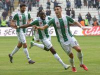 Atiker Konyaspor Kayserispor engelini 2-0'lık galibiyetle geçti