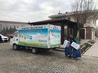 Karatay Belediyesi Çevre Dostu Projelerle Enerji Kaynaklarını Korumaya Devam Ediyor