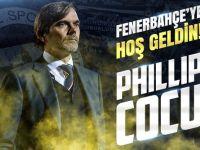 Fenerbahçe'de Phillip  Cocu dönemi