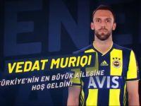 Alev'in Sırrı Belli Oldu Vedat Muriç Fenerbahçe'de